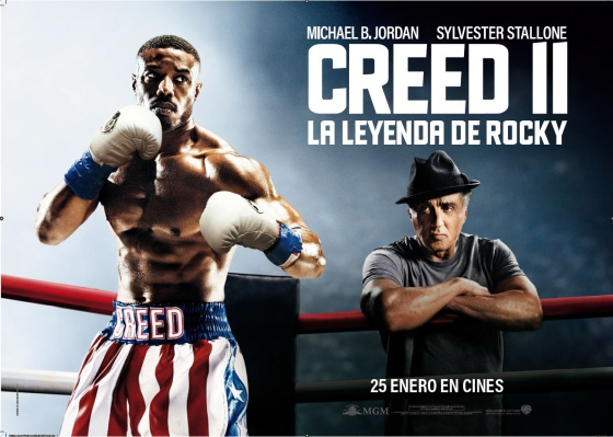 Cartel de Creed 2, de Steven Caple Jr.