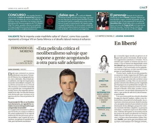 Entrevista de Fernando Gil