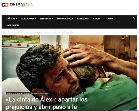 «La cinta de Álex»: apartar los prejuicios y abrir paso a la interculturalidad