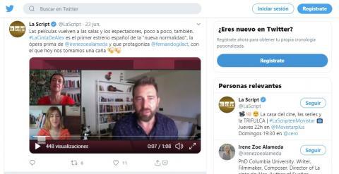 Entrevista a Fernando Gil