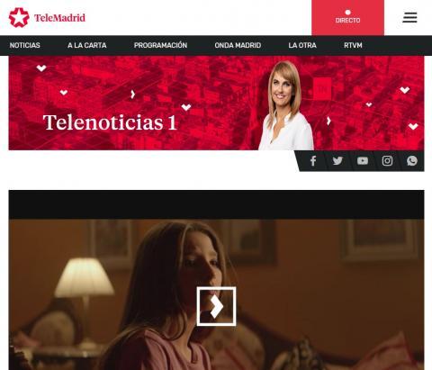 'La cinta de Álex', primera película española en estrenarse tras el confinamiento