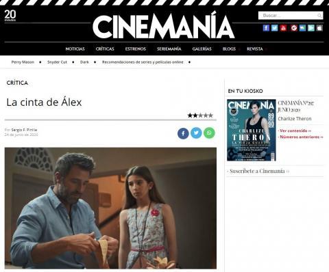 Review of 'Alex's Strip'