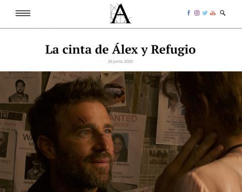 Alex's Strip and Refugio