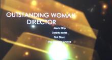 Ceremonia de entrega de premios WFA, 29-02-20. Best Director, Outstanding Woman Director