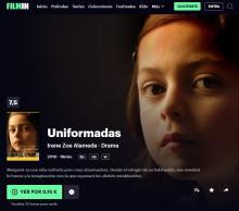 UNIFORMED now in Filmin
