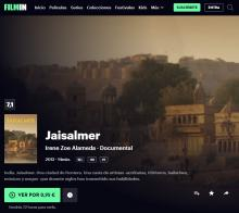 JAISALMER now in Filmin