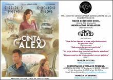 Screening of ALEX'S STRIP at the Academia de Cine