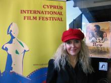 Cinematic Award para Irene Zoe Alameda por LA CINTA DE ÁLEX, el 30-11-19