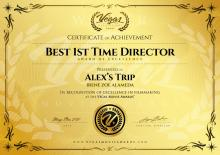 Best Director, Festival Vegas Movie Awards