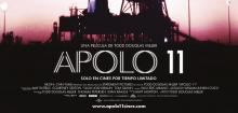 Poster of the movie Apollo 11