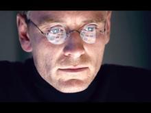 Fotograma de la película Steve Jobs (2015)