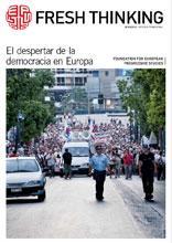 Revista FRESH THINKING, 2012, Alemania. Nº 3