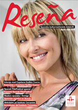 Reseña magazine, 2010, Sweden (Swedish-Spanish bilingual edition)