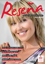 Reseña magazine, 2010, Sweden (Swedish-Spanish bilingual edition)