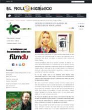 Entrevista con Irene Zoe Alameda: WA. Últimos días de Warla Alkman