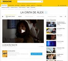 La cinta de Álex Teaser VO - SensaCine.com