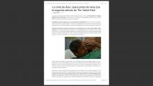 'La cinta de Álex', ópera prima de Irene Zoe Alameda, gana la segunda edición de The Talent Pack