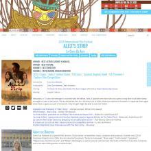 La cinta de Álex - Winter Film Awards