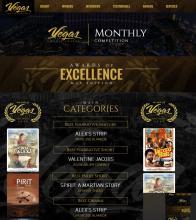 LA CINTA DE ÁLEX gana 10 premios en los Vega Movie Awards