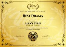 Best Drama, Festival Vegas Movie Awards