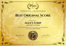 Best Soundtrack, Festival Vegas Movie Awards
