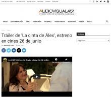 Tráiler de 'La cinta de Álex', estreno en cines 26 de junio
