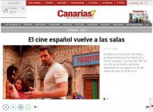 El cine español vuelve a las salas