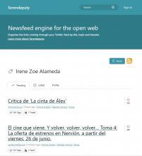Irene Zoe Alameda Newsfeed