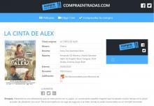 La cinta de Álex