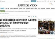 Spanish cinema returns with 'Alex's Strip', a film against prejudice