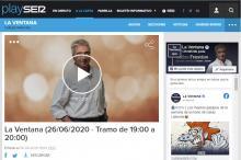 La Ventana (26/06/2020 - Tramo de 19:00 a 20:00)