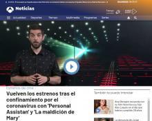 Vuelven los estrenos tras el confinamiento por el coronavirus con 'Personal Assistan' y 'La maldición de Mary'