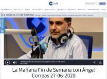 La Mañana Weekend with Ángel Correas 06-27-2020