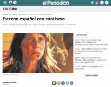 Spanish premiere with exoticism