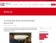 'La cinta de Álex', de Irene Zoe Alameda, llega ahora a Filmin