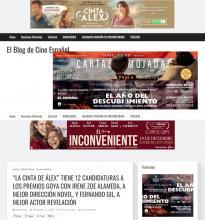 """""""La cinta de Álex"""" tiene 12 candidaturas a los Premios Goya con Irene Zoe Alameda, a mejor dirección novel, y Fernando Gil"""