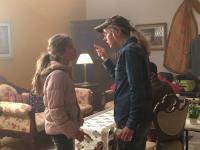Behind the Scenes 'Alex's Strip'