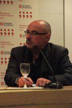 El director de Castalia-Edhasa, Daniel Fernández