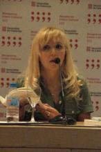 Irene Zoe Alameda habla sobre su nuevo libro (1)
