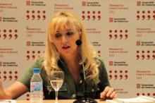 Irene Zoe Alameda habla sobre su nuevo libro (2)