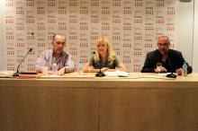 Presentación de Artista y criminal en la librería Blanquerna (1)