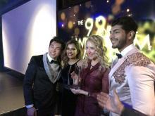 Ceremonia de entrega de premios WFA, 29-02-20