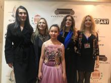 Festival Award Ceremony at the Pallas Theatre (Nicosia, Cyprus)