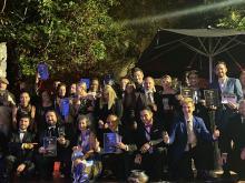 Entrega de premios Festival L'HIIF, 18-09-2021