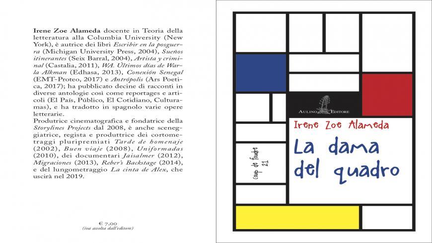 Cover of the book LA DAMA DEL QUADRO (Aulino Editore, Italia)