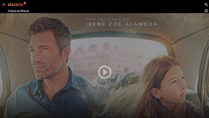 RTVE.es os ofrece, en primicia, el tráiler de 'La cinta de Álex'