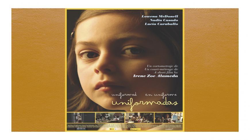 Proyección del cortometraje 'Uniformadas' en el Museo Reina Sofía